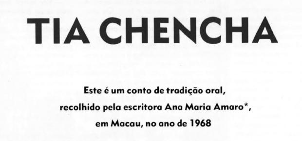 Tia Chencha